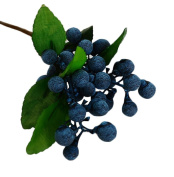 Fashionclubs Christmas 1 Bouquet Artificial Fruit Berry Pick Branch For Wedding Party Arrangements