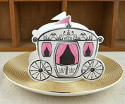 Jesica Fairy Tale Pumpkin Carriage Wedding Gift Party Candy Box