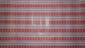 Trim A Home Festive Christmas Wrapping Paper 6.66 YD x 0.8m 4.6sqm 1 Roll Woodland Winter Festive Christmas Wrapping Paper
