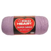 Yarn Red Heart Super Saver Pale Plum 210ml - 198 grammes - 364 yards