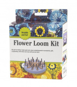 Dritz Flower Loom Kit - Knitting Tool - 1 kit - Tassel Maker and More