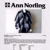 Ann Norling Pattern #65 Ruana