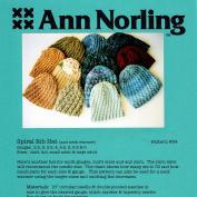 Ann Norling Pattern #54 Spiral Rib Hat