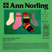 Ann Norling Pattern #26 Baby & Kid Socks