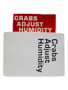 CRABS ADJUST HUMIDITY Card Game, Anti-humanity Brain Quest Board Game
