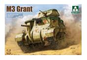 "Takom 1/35 British M3 Medium tank ""General Grant"" No. 2086"