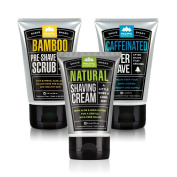 Pacific Shaving Company - 3-STEP SHAVE REGIMEN