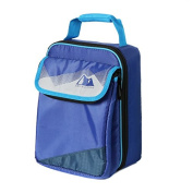 Expandable HardCore Lunch Pack Box - Blue