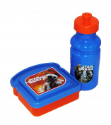 Star Wars BB-8 Sandwich Container and Waterbottle