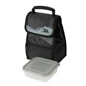 Hi-Top Power Pack Lunch Bag, Black