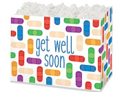 """Large Get Well Soon (6 Pack ) 10-1/4x 6"""" x 19cm"""