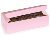 0.5kg Pink Candy Boxes (10 Pack ) 7x 3-1cm x 5.1cm