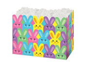 """Small Easter Bunnies (6 Pack ) 6-3/4x 4"""" x 13cm"""
