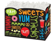 Large Snack Attack (6 Pack ) 10-1/4 x 6 x 18cm - 1.3cm
