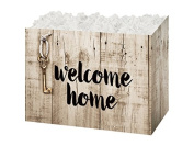 Small Rustic Welcome Home (6 Pack ) 6-3/4 x 10cm x 13cm