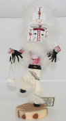 23cm White Cloud Kachina