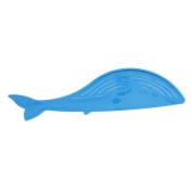 HS Plastic Whale Pasta Strainer Pot Strainer Hand-held Colander Kitchen Tools