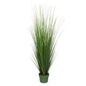 Artificial 110cm Green PVC Grass