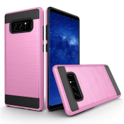 Coohole For Samsung Galaxy Note 8 ! New Fashion Ultra Slim Armour Soft Rugged Shockproof Case Cover