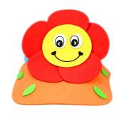 Remeehi Cartoon Animal Hat Preschool Performance Props Caps Kindergarten Baby Christmas New Year Party Supplies Flowers