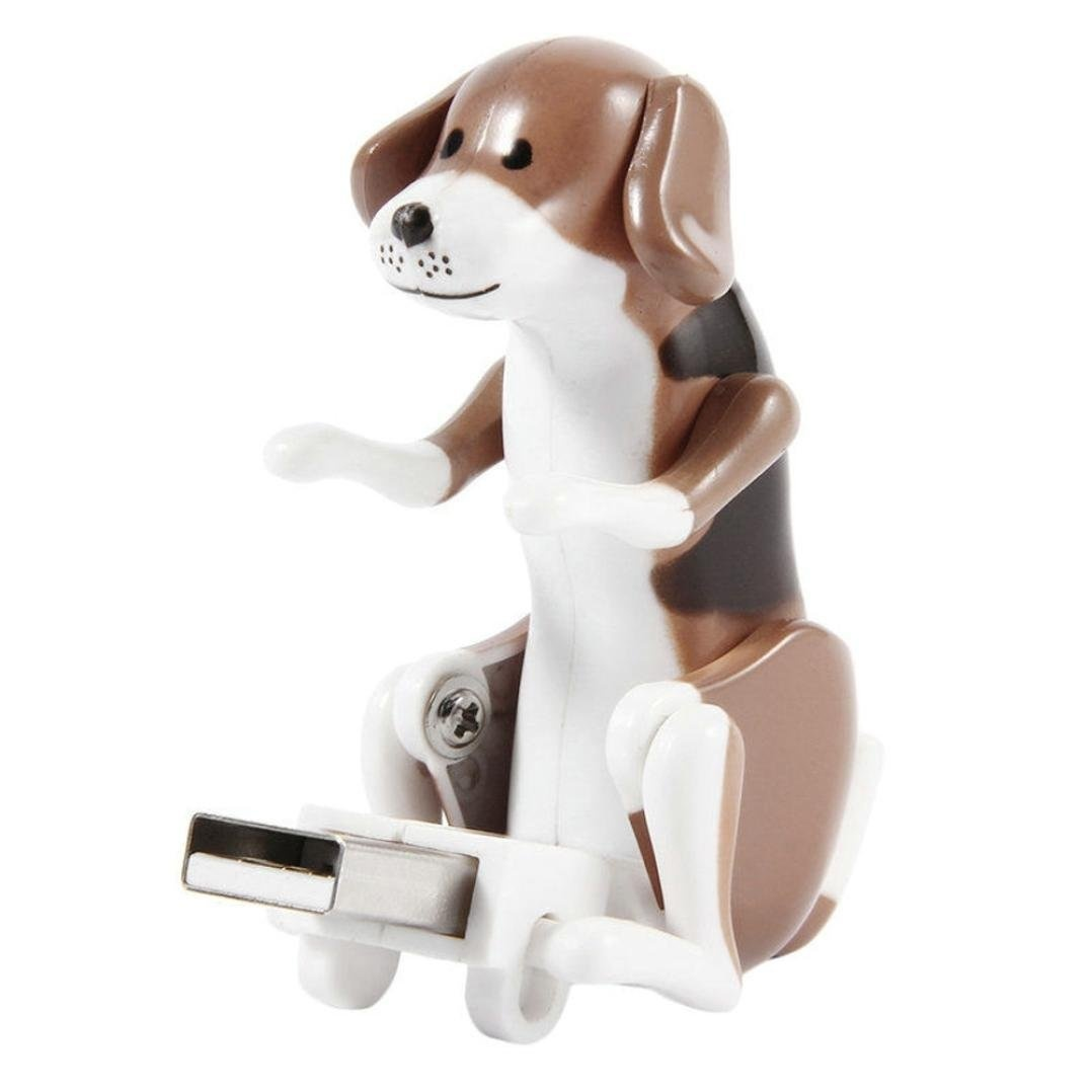 Dog Toy Funny Cute Usb Pet Humping Spot Dog Toy Relief Stress