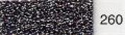 Madeira No 40 Metallic Machine Embroidery Thread 200m 260 - per spool