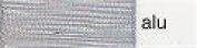 Madeira No 40 Metallic Machine Embroidery Thread 200m Alu - per spool
