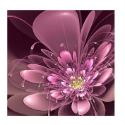 Fineser(TM) DIY Diamond painting Cross Stitch 5D Embroidery Paintings Rhinestone Pasted Flower G