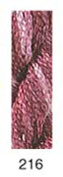 CARON- WATERLILLIES-216-BORDEAUX-1 -6 yd skein with this listing