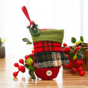 Christmas Hang Decoration,Christmas Ornaments Gift Santa Claus Snowman Tree Toy Doll Hang Decorations ,Tuscom