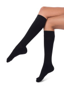 Jomi Opaque Collection 230, Compression Knee Highs, 20-30mmHg