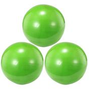 A & B Home Inc. Decorative Lime Green 10cm x 10cm Balls