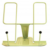 High Tide Metal Book Stand - Ivory