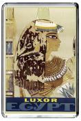 A400 LUXOR FRIDGE MAGNET EGYPT TRAVEL VINTAGE REFRIGERATOR MAGNET