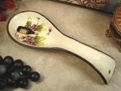 Spoon Rest Red Wine design