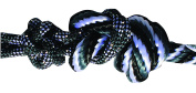 Professionals Choice Glitter Rope Halter w/Lead