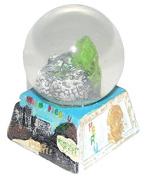 Gorgeous Machu Picchu Peru Souvenir Snow Globe