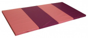 Seismic Sports SSM-4102PP Gymnastics Mat, 1.2mX3mX0.6m