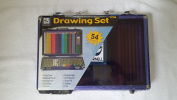 "Art ""54 Piece"" Drawing Set by Loew Cornell"