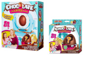 Chocolate Egg Surprise Maker Bundle with Chocolate Egg Refill Pack