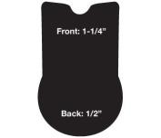CASHEL Jump Cushion Pad Reverse Wedge