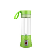 Aikoi Portable USB Chargeable Fruit Juicer Cup Mini Bottle Electric Mixer Blender Cup For Outdoor Travelling