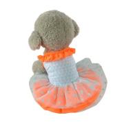 Pet Dress,Haoricu Hot Sale!Summer New Cute Lace Pet Puppy Dress For Small Dogs Dress