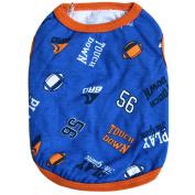 Pet Shirt,Haoricu Hot Sale!Pet Puppy Sport Cotton Vest Shirt For Small Dogs Warm Clothes