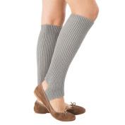FEITONG Woman Warmers Knitting Sports Yoga Long Socks Boot Cover