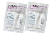 Punky Bleach Kit w/40vol Cream Peroxide, Hair preparation for punk colour