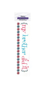 JT Scrapbooking Craft Activity My Brother Did It Creative Rub-On Transfers - 24 Pack