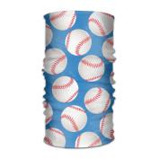 ZQQZ Baseball Sports Multifunctional Magic Headwear 12-in-1 Men & Women Tube Scarf Facemask Headbands Neck Gaiter Bandana Balaclava Helmet For Outdoor Running Yoga Work Out