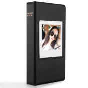 CAIUL 64 Pockets Fuji Instax Square Book Album for Fujifilm Instax Square SQ10 Instant Film