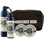 Mountaineer Brand - Timber Scented 100% Natural Beard Care Kit